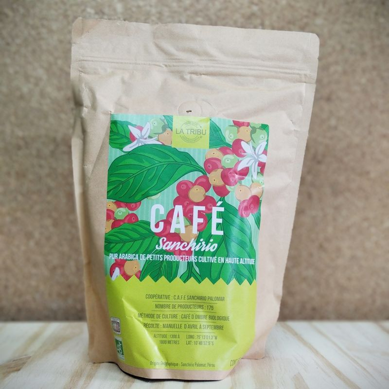Café Moulu Sanchirio 500g - unité